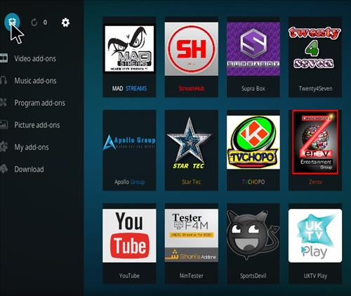 How to Install Resistance Kodi Add-on with Screenshots step 9