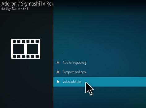 How To Install SkymashiTV Kodi Repository Step 16