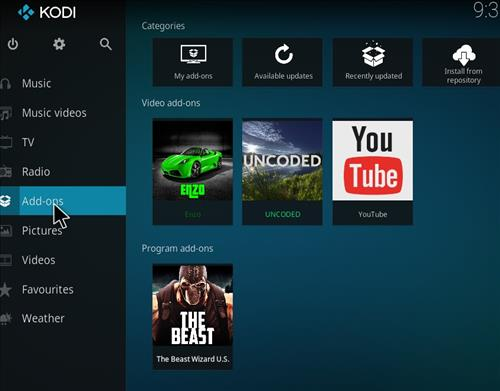 How to Install WatchNixtoons Kodi Add-on with Screenshots