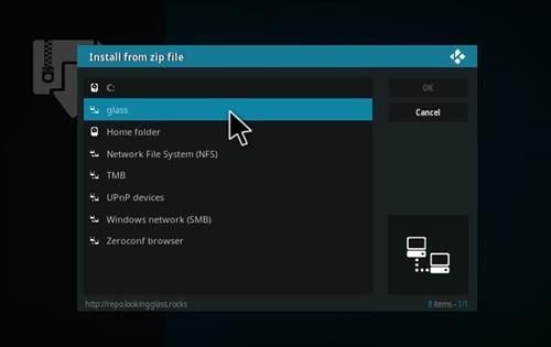 How to Install Looking Glass Repository with Screenshots step 11