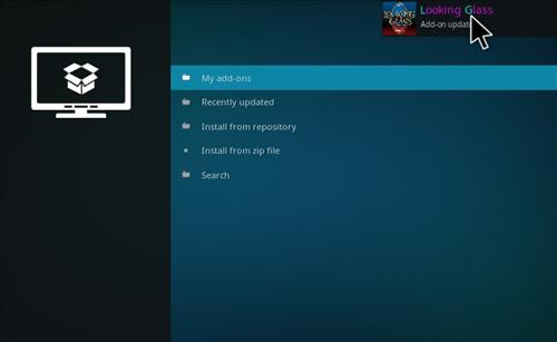 How to Install Looking Glass Repository with Screenshots step 13