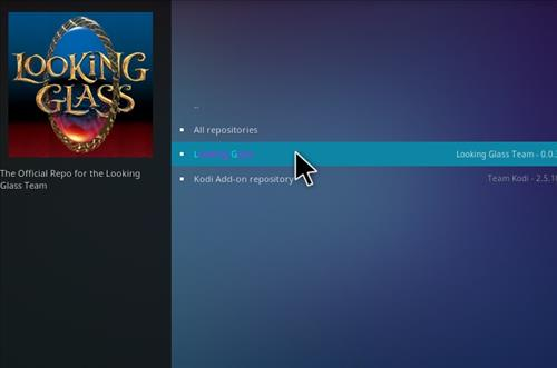 How to Install Looking Glass Repository with Screenshots step 15