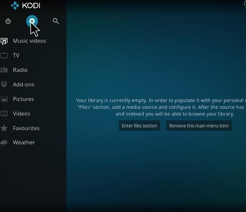 How to Install Midian Kodi Add-on with Screenshots step 1