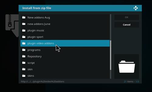 How to Install Pulse 4K Kodi Add-on with Screenshots step 12
