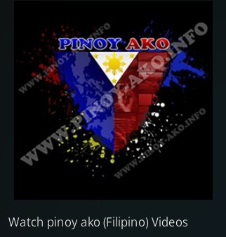 best filipino kodi addons Pinoy Ako pic 1