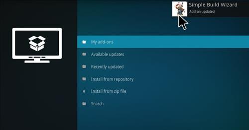 How to Install Nova Kodi Build with Screenshots step 13