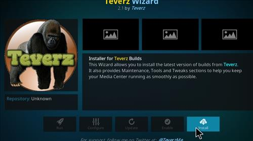How to Install Teverz Ultra Kodi Build with Screenshots
