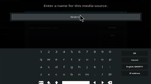 How to Install Teverz Ultra Kodi Build with Screenshots step 6