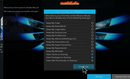 How to Install Titanium Kodi Build with Screenshots step 21