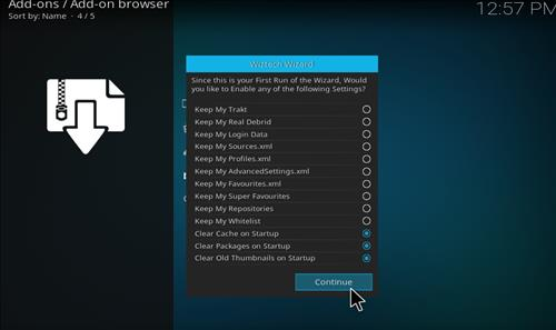 How to Install Deception Kodi Build Leia 18 with Screenshots step 15
