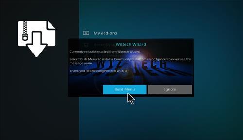 How to Install Deception Kodi Build Leia 18 with Screenshots step 16