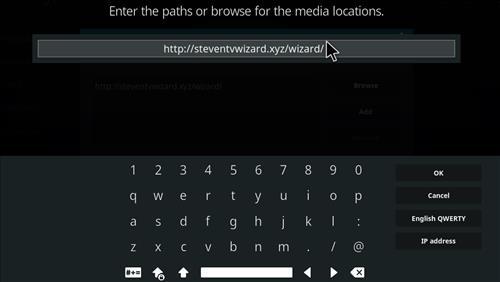 How to Install The Artsy Media Build For Kodi 18.0 Leia step 5