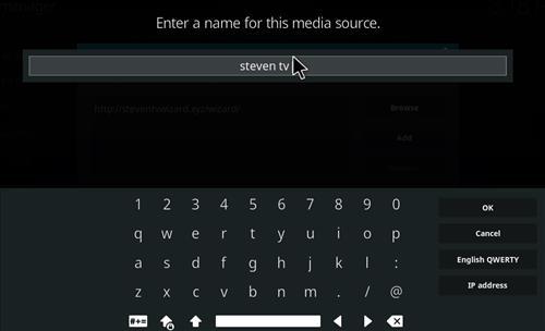 How to Install The Artsy Media Build For Kodi 18.0 Leia step 6