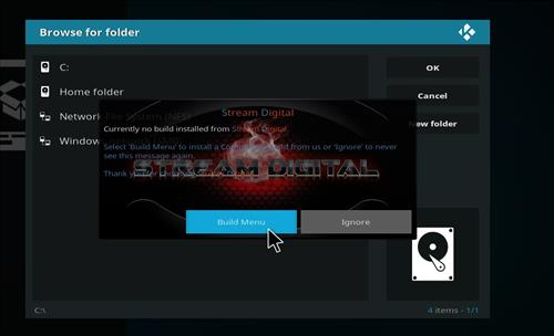 How to Install BK Nox Kodi Build with Screenshots step 16