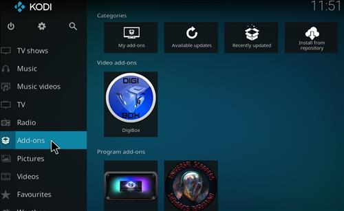 How to Install Digibox Kodi Add-on with Screenshots step 8