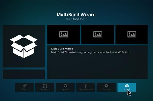 How to Install MultiBuild Leia 18 with Screenshots step 18