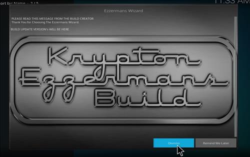 How to Install Nymeria Kodi Build with Screenshots step 15