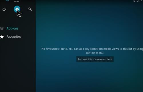 How to Install Stealth VOD Kodi Add-on with Screenshots step 1