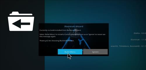 How to Install The Abstract LeiaXB1 Kodi Build step 19