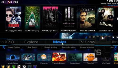 How to Install Xenon Kodi Build with Screenshots pic 1
