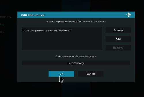 How to Install Yoda Kodi Add-on with Screenshots step 7