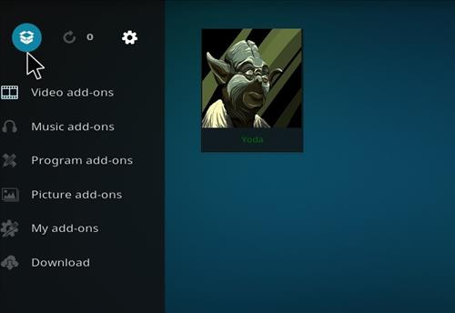 How to Install Yoda Kodi Add-on with Screenshots step 9