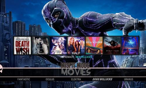 best kodi build Hard Nox pic 1