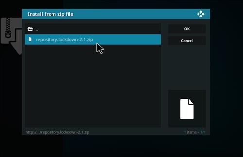 How to Install Focus Kodi Add-on with Screenshots step 12