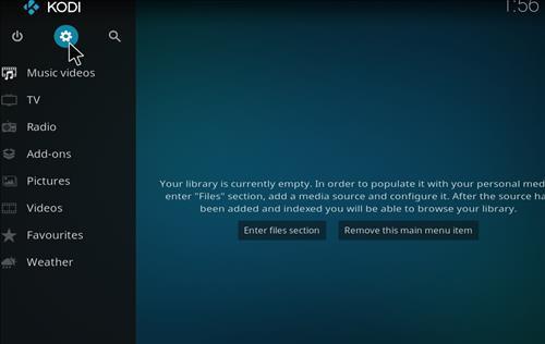 How to Install GenieTV Sports Kodi Add-on with Screenshots step 1