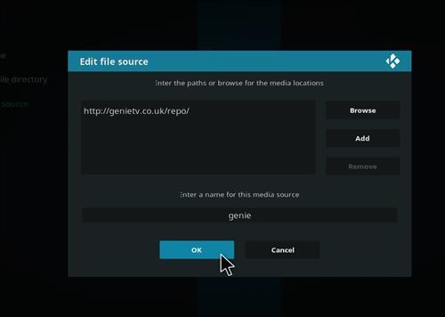 How to Install GenieTV Sports Kodi Add-on with Screenshots step 7