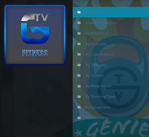 How to Install GenieTV Workouts Kodi Add-on with Screenshots pic 2