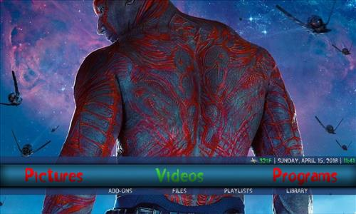 How to Install The Drax Kodi Build Leia 18 with Screenshots pic 1