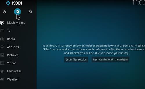 How to Install VistaTV Heaven Kodi Add-on with Screenshots step 1
