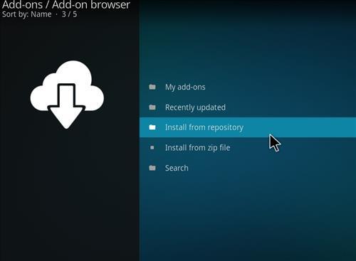 How to Install VistaTV Heaven Kodi Add-on with Screenshots step 14