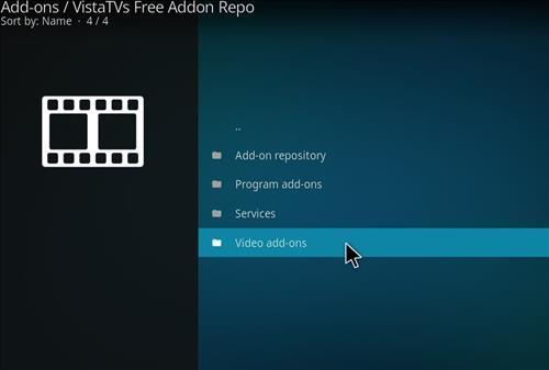 How to Install VistaTV Heaven Kodi Add-on with Screenshots step 16