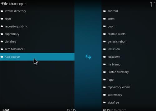 How to Install VistaTV Heaven Kodi Add-on with Screenshots step 3