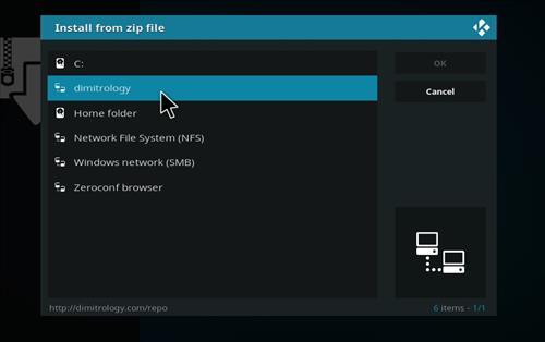 How to Wipe Kodi, Remove A Build, Clear Settings Fresh Start the Kodi step 11