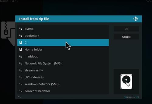 How to Install Selfless Lite Kodi Add-on with Screenshots