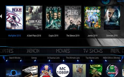 How to Install Diggz Xenon Kodi 18 Leia Build pic 1