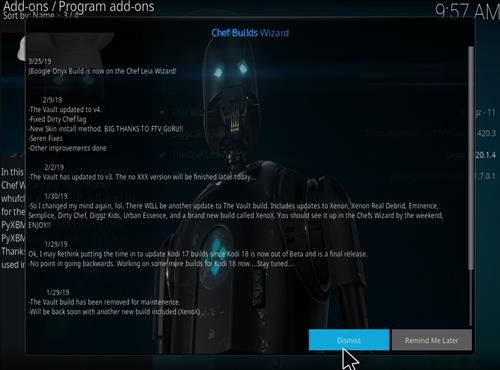 How to Install Diggz Xenon Kodi 18 Leia Build step 21