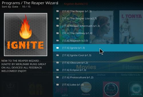 How to Install Ignite Kodi Build with Screenshots – Whyingo