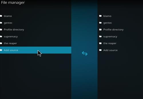 How to Install Ignite Kodi Build with Screenshots step 3