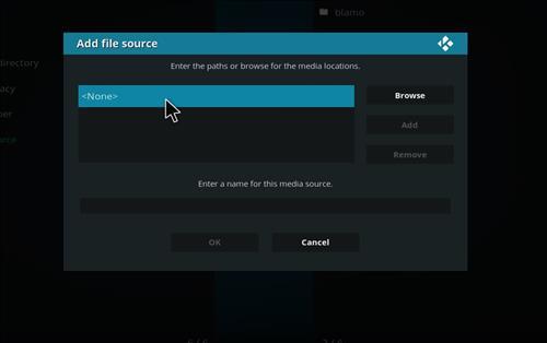 How to Install Ignite Kodi Build with Screenshots step 4
