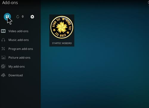 How to Install Startec Mobdro Kodi Add-on with Screenshots step 9
