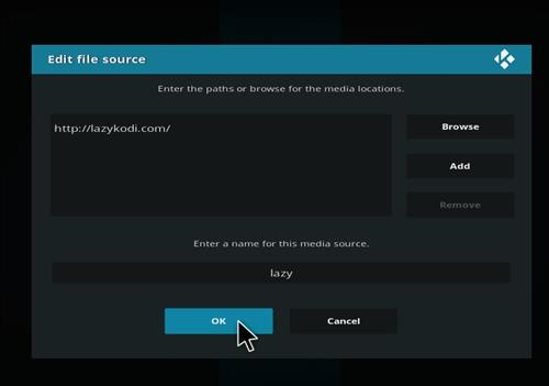 How To Install Exodus 6.0 Addon Into Kodi 17.6 Krypton step 7