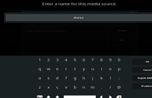 How to Install Durex Build Kodi 17.6 Krypton with Screenshots step 6