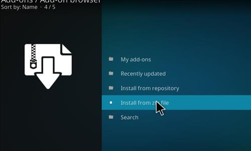 How to Install FlixSport Kodi Add-on with Screenshots step 10