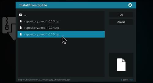 How to Install Jurassic Kodi Build with Screenshots step 13