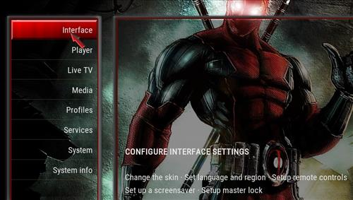 How to change the Skin back to Default Estuary deadpool step 2