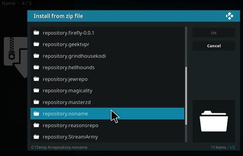 manual and download no name repo step 5